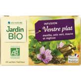 Jardin Bio Ventre Plat - Infusion - Menthe Anis Vert Mauve R... - X