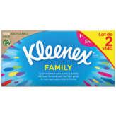 Kleenex KLEENEX Boîtes de mouchoirs - Lot de 2x140 - x2