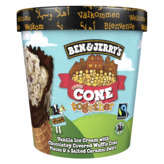 Ben & Jerry's BEN & JERRY'S Waffle Cone Together - Crème glacée - Vanille ... - 465ml