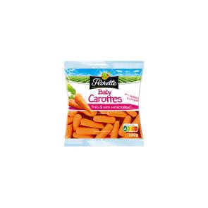 Baby Carottes - Prêtes à croquer