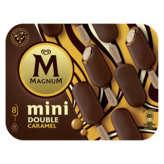 Magnum Mini Double - Bâtonnet Glacé - Parfum Caramel - X8 - 4