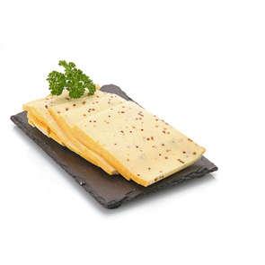 Raclette à la moutarde - 26% mg