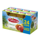 Materne Pots Pomme Nature