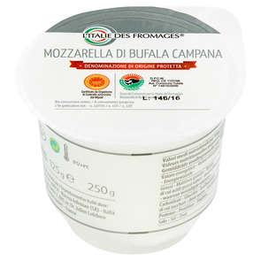 Mozzarella di bufala AOP - 23% mg