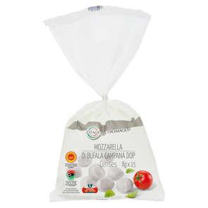 Billes de mozzarella di bufala AOP - 23% mg