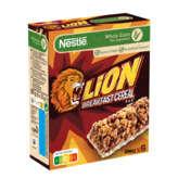 Nestlé Barres Lion - 6x25gr