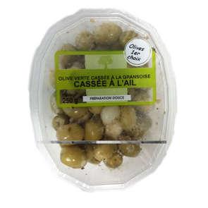 Olives - Cassées granssoises