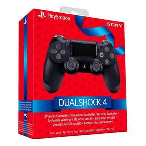 Manette PS4 DualShock noire