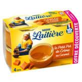 Nestlé Nestle La Laitière - Le Petit Pot De Crème Au Caramel - 4x100g