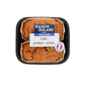 Cake - Jambon - Olive
