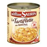 William Saurin Tartiflette 4/4 820g(envoi rapide et Soignée)