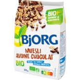 Bjorg Muesli - Avoine Chocolat - Biologique - 375g