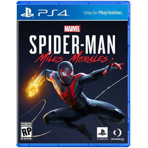 Jeu PS4 Spider Man Miles Morales