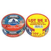 Petit Navire Le Mariné - Piment D'espelette - Emietté De Tho... - 2x110g