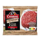Charal Haches De Bœuf Authentique 15%mg - X2 - 280g