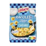 Lustucru ravioles à poêler au fromage de chèvre 280g