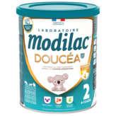 Modilac Doucéa - Lait En Poudre - Lait De Suite - 2ème Âge -... - 820g