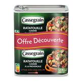 Cassegrain Ratatouille Cuisinée À La Provençale - 750g