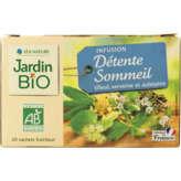 Jardin Bio Détente Sommeil - Infusion - Tilleul Verveine Aub... - 3