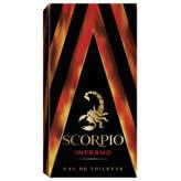 Scorpio Eau De Toilette Inferno -