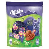 Milka MILKA Bonbons de chocolat - Chocolat au lait - 86g