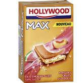 Hollywood Chewing-gum - Fruits Du Soleil - Sans Sucres - 3x23g