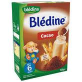 Blédina Blédine - Céréales En Poudre Cacao - Dès 6 Mois - 500g