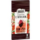 Nestlé NESTLE Les recettes de l'atelier - Tablette de chocolat - RA... - 95g
