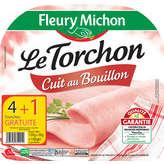 Le Torchon - Jambon - Cuit au bouillon - 4 tra...