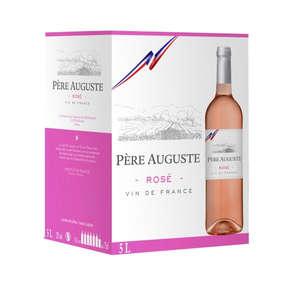 Père Auguste - Vin rosé