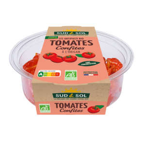 Tomate confite - Biologique