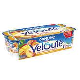 Danone Velouté Fruix - Yaourt - Panaché De Fruits Jaunes - 8