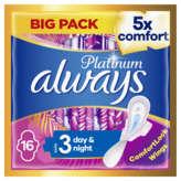 Always Big Pack - Serviettes - Ultra Night - Taille 3 - X16