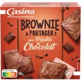 Brownie - Chocolat pépites de chocolat 285g