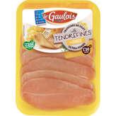 Le Gaulois Les Tendrefines De Dinde - Tranches De Filets Ult... - De 200g À 300g