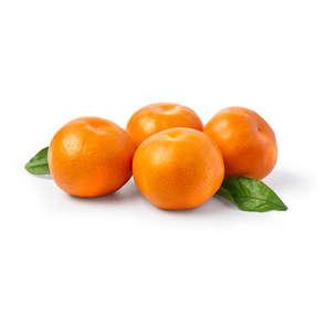 Mandarines feuilles - Cat. 1 - Cal. 2/3 - Variété Nadorcott