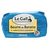 Le Gall Beurre De Baratte - Doux - 250g