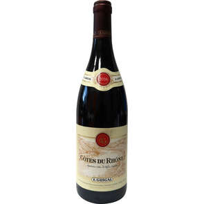 Côtes du Rhône - Vallée du Rhône - Guigal - Vin rouge