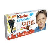 Kinder Chocolat Lait Fourrage Au Lait