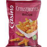Croustillants - Goût bacon - Sans huile de palme