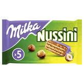 Milka Nusini - Barre Au Chocolat & Noisettes - 157g