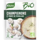Knorr Soupe - Champignons Et Pointe De Persillade - Biologiq... - 50g