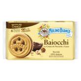 Mulino Bianco Barilla  Biscuits Baiocchi Crème Noisette Cacao... - 336g