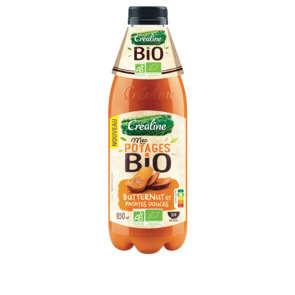 Mes potagés Bio - Soupe - Butternut et Patates douces - Biologique