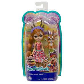 Mini poupée et animal Enchantimals