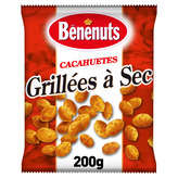 Bénénuts Cacahuètes Grillées À Sec