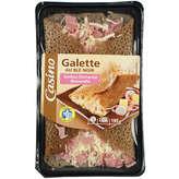 Galette au blé noir Jambon emmental mozzarella