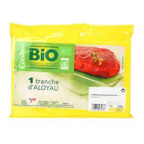 Tranche d'aloyau*** - x1 - Biologique