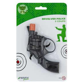 Révolver de police