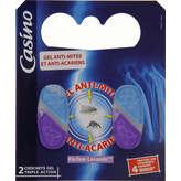 CASINO Gel anti-mites et anti-acariens - Lavande x